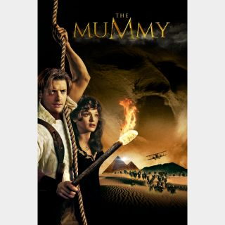 The Mummy  - HDX - Instant - MA