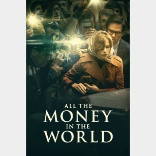 All the Money in the World - HDX - Instant Download - Movies Anywhere