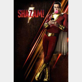 Shazam!  - HDX - Instant - MA