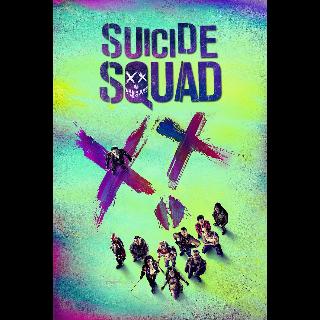 Suicide Squad & Extended Cut VUDU