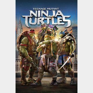Teenage Mutant Ninja Turtles - HD - Instant - MA