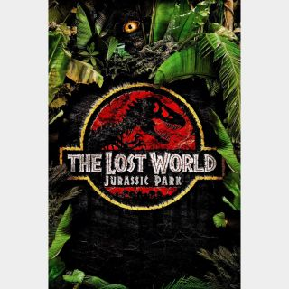 The Lost World: Jurassic Park - HD - Instant - MA