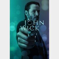 John Wick HDX - Instant Download - MA