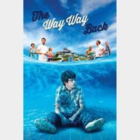 The Way Way Back - HD - Instant Download - Movies Anywhere
