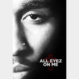 All Eyez on Me - HDX - Instant - VUDU
