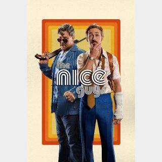 The Nice Guys - HD - Instant - MA