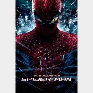 The Amazing Spider-Man - HD - Instant - MA