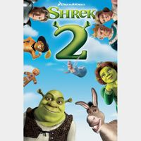 Shrek 2 - HDX - Instant Download - Movies Anywhere