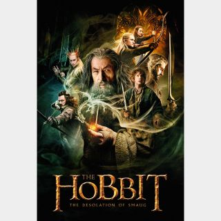 The Hobbit: The Desolation of Smaug - HD - Instant - MA