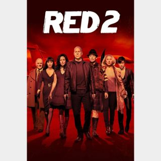 RED 2 - HDX - Instant - VUDU