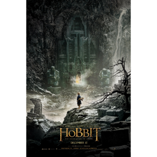 The Hobbit: The Desolation of Smaug  HDX Movies Anywhere Instant Download