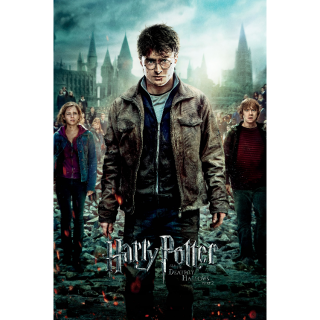 Harry Potter and the Deathly Hallows: Part 2 HDX Movies Anywhere Instant Download