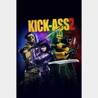 Kick-Ass 2 - HDX - Instant Download - Movies Anywhere