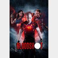 Bloodshot 4k Instand Dowload At Movies Anywhere