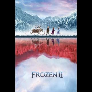 Frozen II 4K