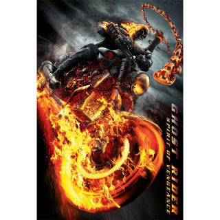 Ghost Rider: Spirit of Vengeance HDX Movies Anywhere Instant Download