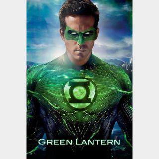 Green Lantern - HD - instant - MA