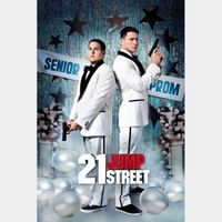 21 Jump Street HDX Movies Anywhere Instant Download