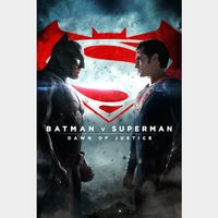 Batman v Superman: Dawn of Justice Extended Cut Instant Download MoviesAnywhere