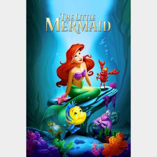 The Little Mermaid - 4K - Instant - MA
