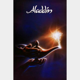 Aladdin  - Animated - HDX - Instant - MA