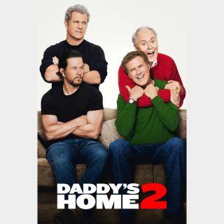 Daddy's Home 2 - HDX - Instant - VUDU
