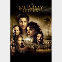 The Mummy Returns - HDX - Instant Download - Movies Anywhere