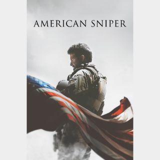 American Sniper- HD - Instant - MA