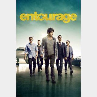 Entourage - HD - Instant - MA