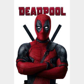 Deadpool - HD - Instant - MA