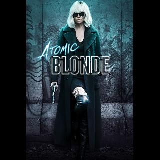 Atomic Blonde HDX Movies Anywhere
