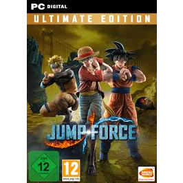 Jump Force Ultimate Edition Steam