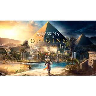 Assassin's Creed Origins (EUROPE/MIDDle EAST/AFrica) UPLAY PC