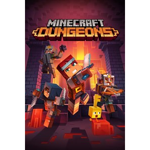 Minecraft Dungeons (Xbox One) - US - INSTANT DELIVERY