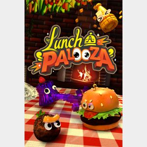 Lunch A Palooza (Xbox One) - US - INSTANT DELIVERY