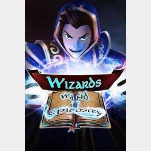 Wizards: Wand of Epicosity (Xbox One) - US - INSTANT DELIVERY