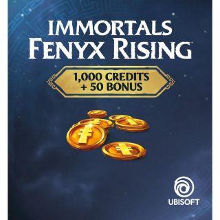 Immortals Fenyx Rising Credits Pack (1,050 Credits)
