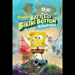 SpongeBob SquarePants: Battle for Bikini Bottom - Rehydrated (Xbox One) - US - INSTANT DELIVERY