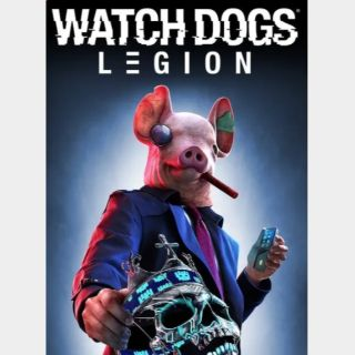 Watch Dogs: Legion - US - INSTANT DELIVERY