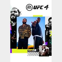 UFC® 4 (Xbox One) - US - INSTANT DELIVERY