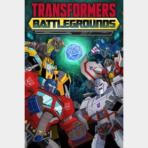 TRANSFORMERS: BATTLEGROUNDS (Xbox One) - US - INSTANT DELIVERY