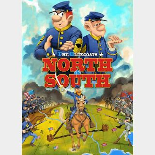 The Bluecoats: North & South (Xbos One) - US - INSTANT DELIVERY