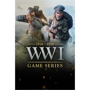 WW1 Game Series Bundle (Xbox One) - US - INSTANT DELIVERY