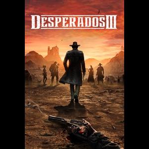 Desperados III (Xbox One) - US - INSTANT DELIVERY