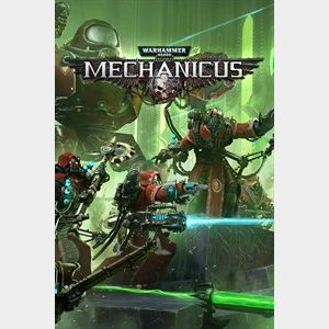 Warhammer 40,000: Mechanicus (Xbox One) - US - INSTANT DELIVERY