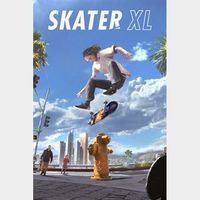 Skater XL (Xbox One) - US - INSTANT DELIVERY
