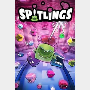 Spitlings (Xbox One) - US - INSTANT DELIVERY