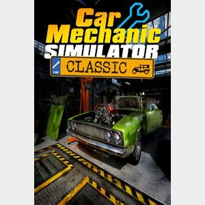 Car Mechanic Simulator Classic (Xbox One) - US - INSTANT DELIVERY