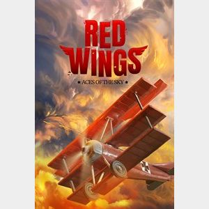 Red Wings: Aces of the Sky (Xbox One) - US - INSTANT DELIVERY
