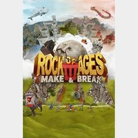 Rock of Ages 3: Make & Break (Xbox One) - US - INSTANT DELIVERY